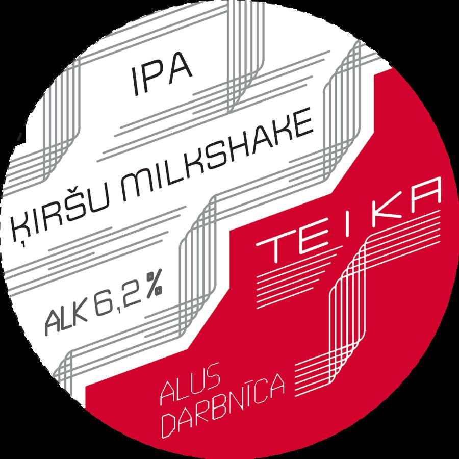 JAUNUMS! Ķiršu Milkshake IPA 6.2%